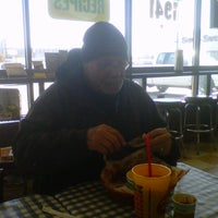 Photo taken at Dickey's Barbeque Pit by Ryan G. on 10/10/2012