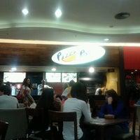 Photo taken at Pizza Pazza by Carolina M. on 11/16/2012