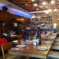 Photo taken at Özgür Şef Steakhouse by Merih Y. on 3/24/2013