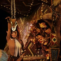 Photo taken at Festival of the Lion King by SUPERADRIANME on 11/15/2013
