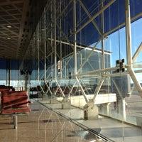 Photo taken at Terminal 2B by Mic on 1/2/2013