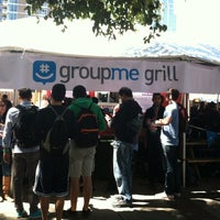 Photo taken at GroupMe Grill by Jessica L. on 3/11/2013
