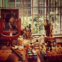 Photo taken at Museo Frida Kahlo by Alejandra P. on 5/19/2013