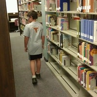 Photo taken at B.D. Owens Library by Karis M. on 4/13/2013