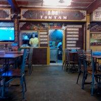 Photo taken at Awe Tomyam & Seafood by Aiman M. on 3/14/2013