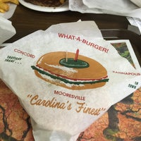 Photo taken at What-A-Burger by Mike H. on 1/30/2015