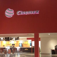 Photo taken at Cinemex by Oscaño on 3/10/2013