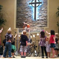 Photo taken at Lake City Christian Fellowship by Tammie B. on 9/30/2012