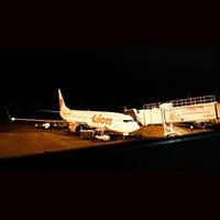 Photo taken at Gate B3 by rioisme on 2/19/2015