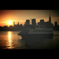 Photo taken at East River Ferry - India St/Greenpoint Terminal by Darius A. on 7/22/2013