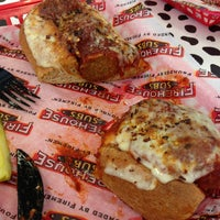 Photo taken at Firehouse Subs by Timothy S. on 3/11/2013