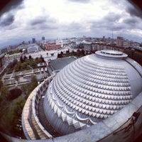 Photo taken at Новосибирский государственный академический театр оперы и балета by Андрей М. on 5/20/2013