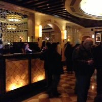 Photo taken at Grand Lux Cafe by Christian on 1/20/2013