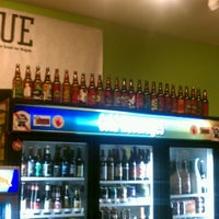 Photo taken at Salud Beer Shop by Russ C. on 3/31/2013