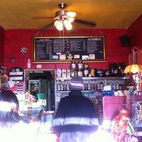 Photo taken at UnUrban Coffee House by David K. on 12/14/2012