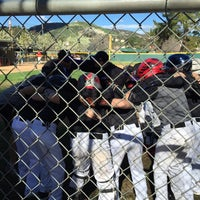 Photo taken at West Hills Baseball by David K. on 1/31/2015