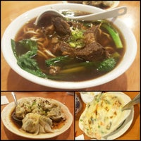 Photo taken at Taiwan Noodle by Maggie L. on 1/31/2016