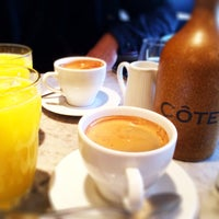 Photo taken at Côte Brasserie by Andrew K. on 3/14/2015