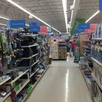 Photo taken at Walmart by Chris B. on 7/3/2013