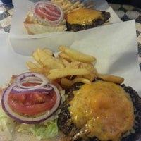 Photo taken at RG Burgers & Grill by Chantel S. on 2/27/2014