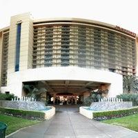 Photo taken at Anaheim Marriott by William M. on 1/9/2013