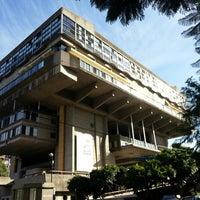 Photo taken at Biblioteca Nacional by Gastón P. on 3/12/2013