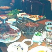 Photo taken at Sorak Garden 설악가든 by Julie T. on 11/3/2012