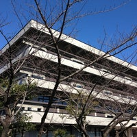 Photo taken at National Diet Library Annex by KasGuy on 2/16/2013