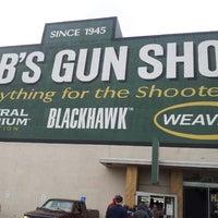 Photo taken at Bob's Gun & Tackle Shop by Naoma D. on 2/16/2013
