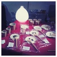 Das Foto wurde bei Ovalhalle im MQ von Nina M. am 12/1/2012 aufgenommen