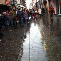 Photo taken at Kapellestraat by Mary J on 11/1/2012