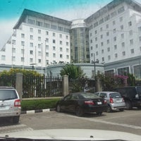 Photo taken at Four Points by Sheraton Lagos by Ali H. on 1/20/2013
