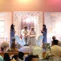 Photo taken at Dewan Seri Seroja, Presint 15 by Baiyah A. on 5/5/2013