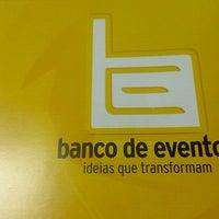 Photo taken at Banco de Eventos by Fabricio M. on 3/5/2013