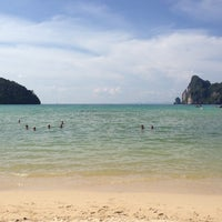 Photo taken at Phi Phi Island by cort. on 11/18/2012