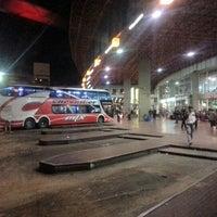 Photo taken at Terminal de Ómnibus de Córdoba by Daniel A. on 9/20/2012