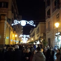 Photo taken at Corso Umberto by Vitaliano Massimiliano I. on 1/5/2014
