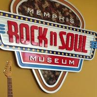 Photo taken at Rock'n'Soul Museum by Caroline H. on 5/28/2013
