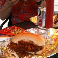 Photo taken at T.J.'s Dawg House by Linda E. on 8/16/2013