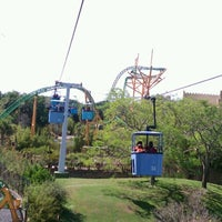 Photo taken at Skyride by Jean M. on 4/7/2013