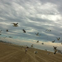 Photo taken at Huntington State Beach by Megan B. on 3/3/2013
