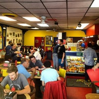 Photo taken at Hot Doug's by Steve C. on 5/22/2013