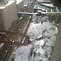 Photo taken at Nationwide Plaza One by Jamie O. on 3/25/2013