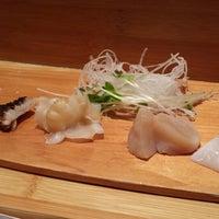 Photo taken at Sushi Yasuda by jocose on 10/2/2013