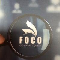 Photo taken at Foco Consultoria LTDA by Rebeca G. on 10/28/2016