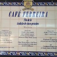 Photo taken at Café Ferreira - Fábrica de Pão de Ló by Pedro L. on 11/18/2012