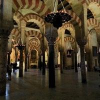 Photo taken at Mezquita-Catedral de Córdoba by .Manu . on 4/21/2013