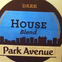 Photo taken at Park Avenue Coffee by Rik N. on 10/11/2012