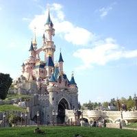 Photo taken at Disneyland® Paris by ...Yu®y Ю🚀 K. on 5/2/2013