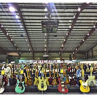 Photo taken at Odeum Expo Center by JK-47 [Guitar] on 5/22/2016